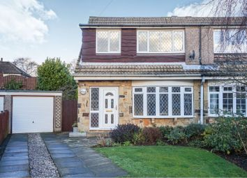 Thumbnail 3 bed semi-detached house for sale in Studdley Crescent, Gilstead