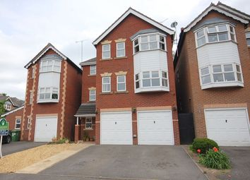 Thumbnail 4 bedroom detached house for sale in Chatham Court, Belper