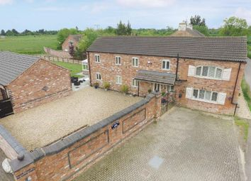 Thumbnail 5 bed barn conversion for sale in Holt Lane, Cosby, Leicester