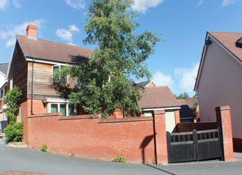 3 bed semi-detached house for sale in Campbell Road, Hereford HR1