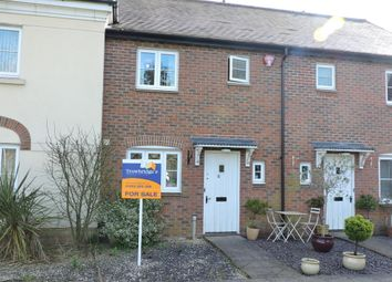 Thumbnail 2 bed terraced house for sale in Cracklewood Close, West Moors, Ferndown