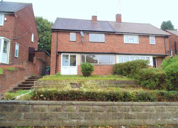 Thumbnail 3 bed semi-detached house to rent in Greenfield Road, Great Barr