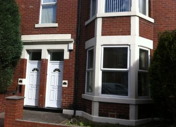Thumbnail 3 bed flat to rent in Warton Terrace, Newcastle Upon Tyne