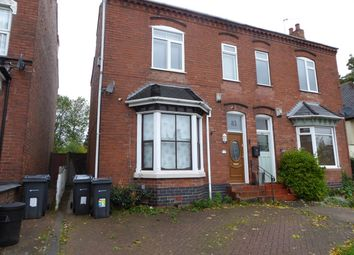 Thumbnail 2 bed semi-detached house for sale in Watford Road, Birmingham