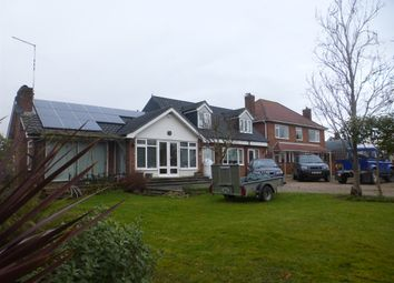 Thumbnail 4 bed detached house for sale in Hale Road, Helpringham, Sleaford