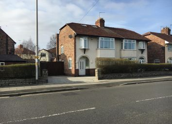Thumbnail 3 bed semi-detached house for sale in 19 Stuart Road, Crosby, Liverpool
