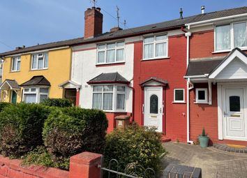Thumbnail 3 bed terraced house to rent in Stanbury Avenue, Wednesbury