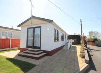 Thumbnail 2 bedroom detached bungalow for sale in Springfield Park, Shrewsbury Road, Market Drayton