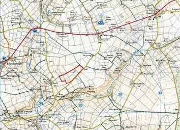 Thumbnail Land for sale in 29 Acres At, Blaenige, Rhydlewis, Llandysul, Ceredigion