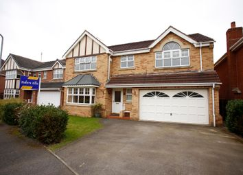Thumbnail 5 bed detached house to rent in Parker Gardens, Stapleford, Nottingham