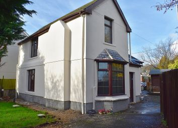 Thumbnail Detached house for sale in The Gables Bryn Road, Tondu, Bridgend.