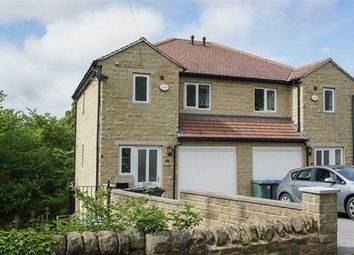 Thumbnail 3 bed semi-detached house for sale in Banks Lane, Riddlesden, West Yorkshire