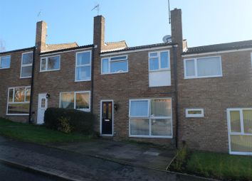 Thumbnail 3 bed terraced house to rent in Gainsborough Rise, Bedford