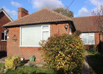 Thumbnail 3 bedroom semi-detached bungalow for sale in Seaview Road, Newhaven