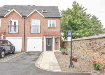 Thumbnail 2 bed semi-detached house for sale in Angelica Close, Consett