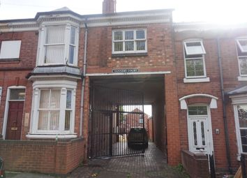 Thumbnail 1 bedroom flat to rent in Glebe Street, Walsall