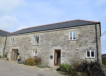 Thumbnail 2 bed barn conversion to rent in Menherion, Redruth