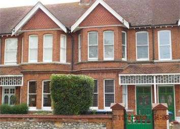 Thumbnail 2 bed flat to rent in Heene Road, Worthing, West Sussex