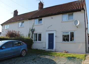 Thumbnail 1 bed flat for sale in Forge Cottages, Tollerton, York