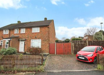 Thumbnail 2 bedroom semi-detached house for sale in Petersham Drive, St Pauls Cray, Kent