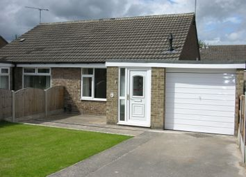 Thumbnail 2 bed semi-detached bungalow to rent in Prescot Close, Mickleover, Derby