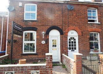 Thumbnail 2 bed end terrace house to rent in St Catherines Road, Long Melford, Sudbury