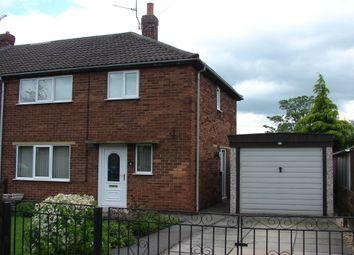 Thumbnail 2 bedroom end terrace house to rent in Ashfield Avenue, Malton