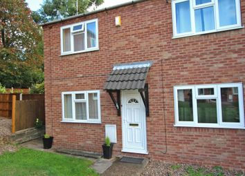 Thumbnail 1 bed end terrace house for sale in Cambria Mews, Nottingham