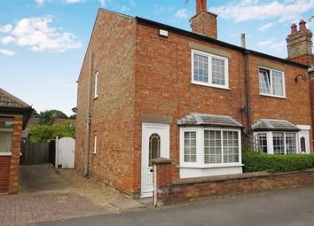 Thumbnail 3 bed semi-detached house for sale in Alexandra Road, Sleaford
