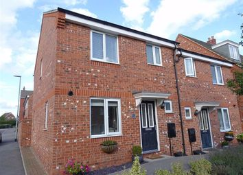 Thumbnail 3 bed semi-detached house to rent in Sansome Drive, Hinckley