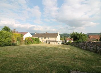 Thumbnail 3 bed semi-detached house for sale in Clevedon Road, Weston-In-Gordano, North Somerset