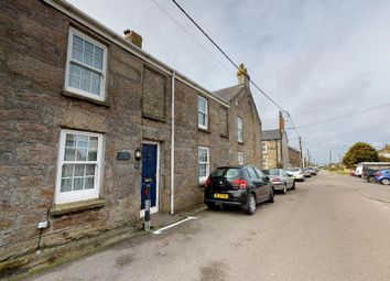 Thumbnail 3 bed terraced house for sale in Cape Cornwall Street, St Just, Cornwall.