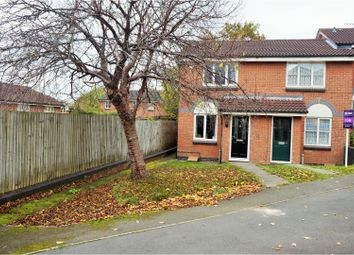 Thumbnail 2 bedroom terraced house for sale in Garbett Road, Aquaduct Telford