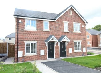 Thumbnail 2 bed semi-detached house for sale in Shaw Close, Congleton