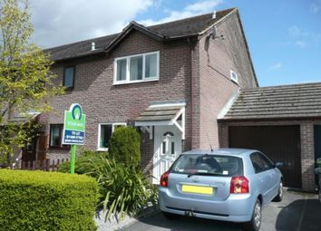 Thumbnail 2 bed semi-detached house to rent in Bluebell Close, Locks Heath, Southampton