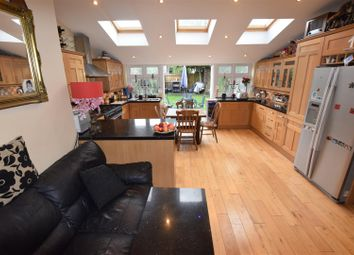 Thumbnail 4 bedroom terraced house for sale in Boundary Road, Colliers Wood, London