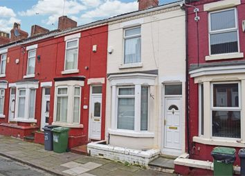 Thumbnail 2 bed terraced house for sale in Yelverton Road, Birkenhead, Merseyside