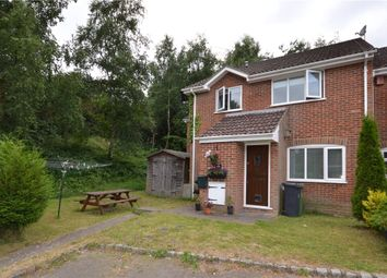 Thumbnail 2 bed end terrace house for sale in Arthur Close, Bagshot, Surrey