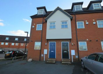 Thumbnail 4 bed end terrace house to rent in Killerton Close, Westcroft, Milton Keynes