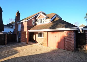 4 bed detached house for sale in Moorlands Road, West Moors, Ferndown BH22