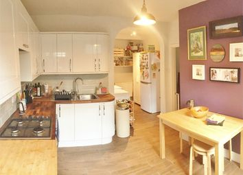 Thumbnail 3 bed flat for sale in Saxon Road, London