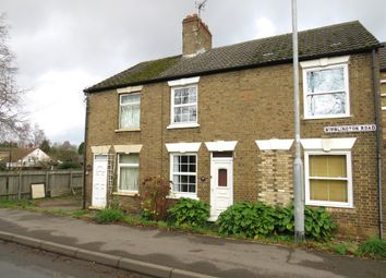 Thumbnail 2 bed terraced house for sale in Wimblington Road, March