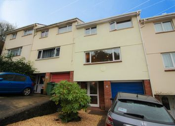 Thumbnail 3 bed terraced house for sale in Grange Road, Torquay