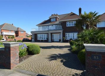 Thumbnail 5 bedroom detached house for sale in Thorpe Bay Gardens, Thorpe Bay, Essex
