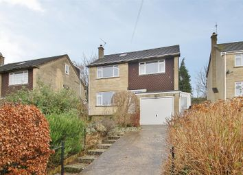 Thumbnail 4 bed detached house for sale in Napier Road, Bath