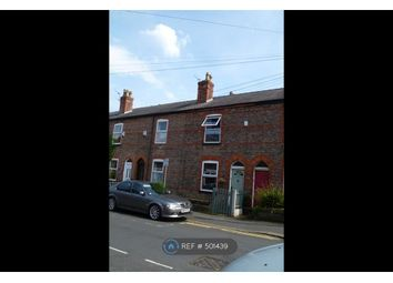 Thumbnail 2 bedroom terraced house to rent in Brunswick Road, Altrincham