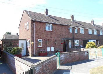 Thumbnail 2 bed end terrace house for sale in Bamford Road, Bedford