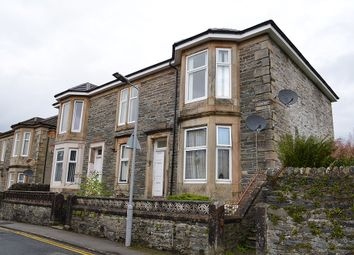Thumbnail 2 bed flat for sale in Hill Street, Dunoon, Argyll And Bute