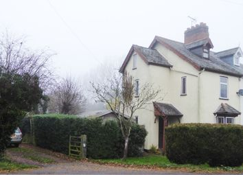 Thumbnail 3 bedroom semi-detached house for sale in Chatteris, Cambridgeshire