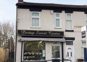 Thumbnail Retail premises for sale in 237 Dunstall Road, Wolverhampton